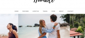Humble – Modern Personal WordPress Template