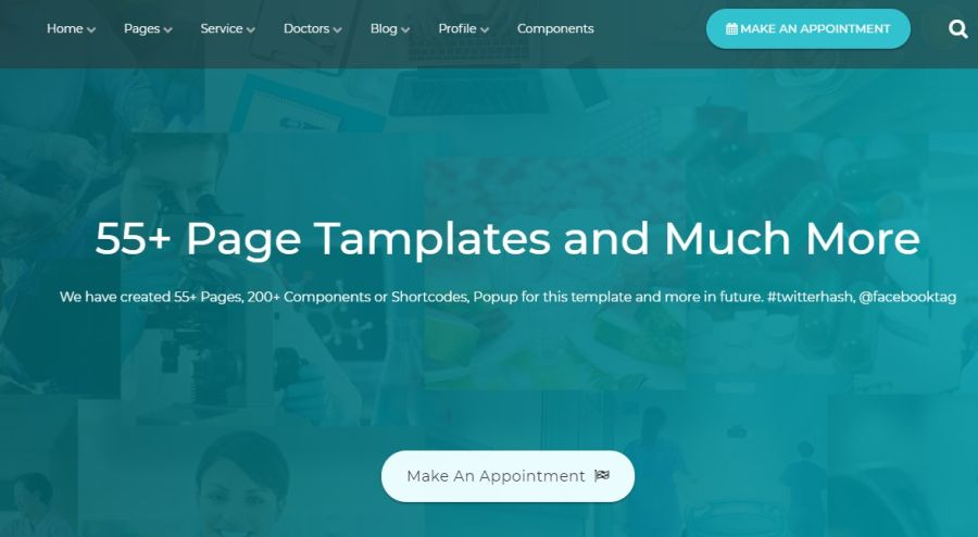 Klinik - HTML5 & CSS3 Responsive Template